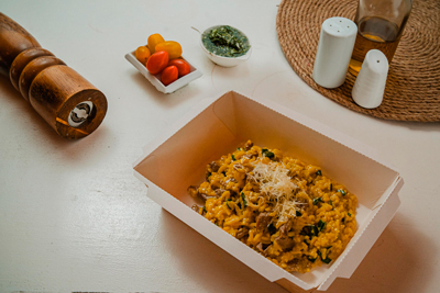 Risotto de Filete